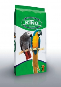 KING ESSENTIAL Papuga duża 1,5 kg, 15 kg