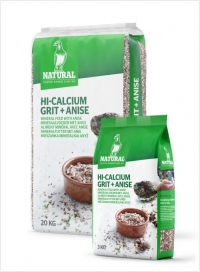 Natural Hi-Calcium Grit (+ Anyż)